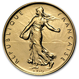 France / Monnaie de Paris Gold (Vintage Coins)